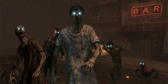 """Wii U Black Ops 2 Zombies : Call of duty black ops """"ghost perk for multiplayer"""