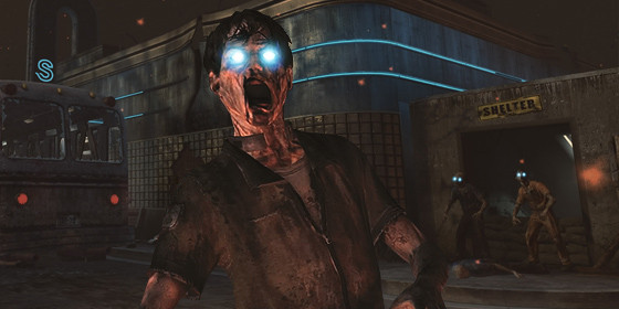 Wii U Black Ops 2 Zombies : Call of duty black ops s online system now based on