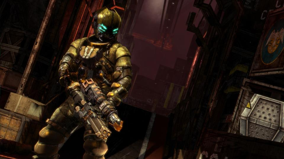 Dead space 3 mega guide tips secrets unlockables glitches and dead space 3first contact suit malvernweather Image collections