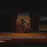 Installing Doom 3 BFG on Xbox 360 HDD prevents you from letting you play Doom 1 and 2