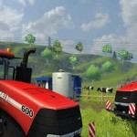 Farming Simulator 2013 Garage Trailer