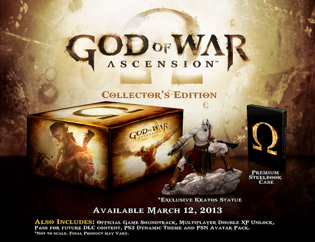 god of war ascension collection