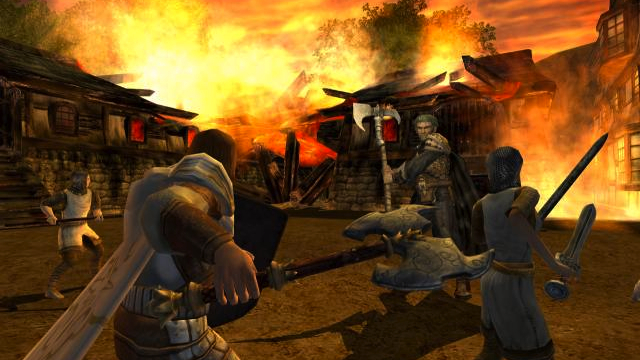 lord of the rings online_turbine