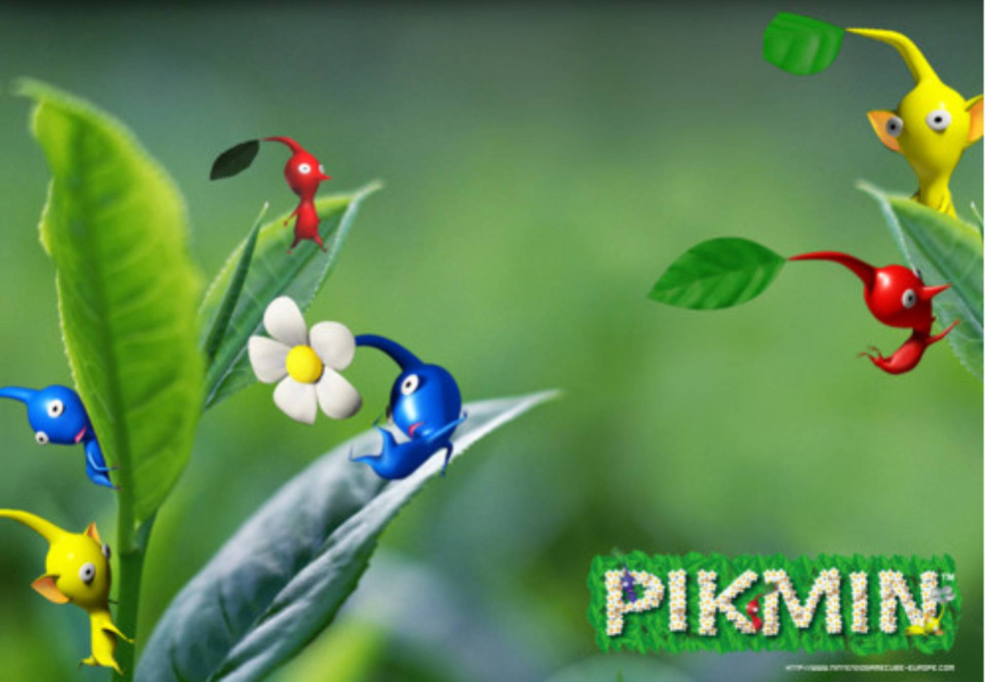Pikmin 3 Wallpapers In HD