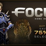 Steam- Focus Interactive sale launched