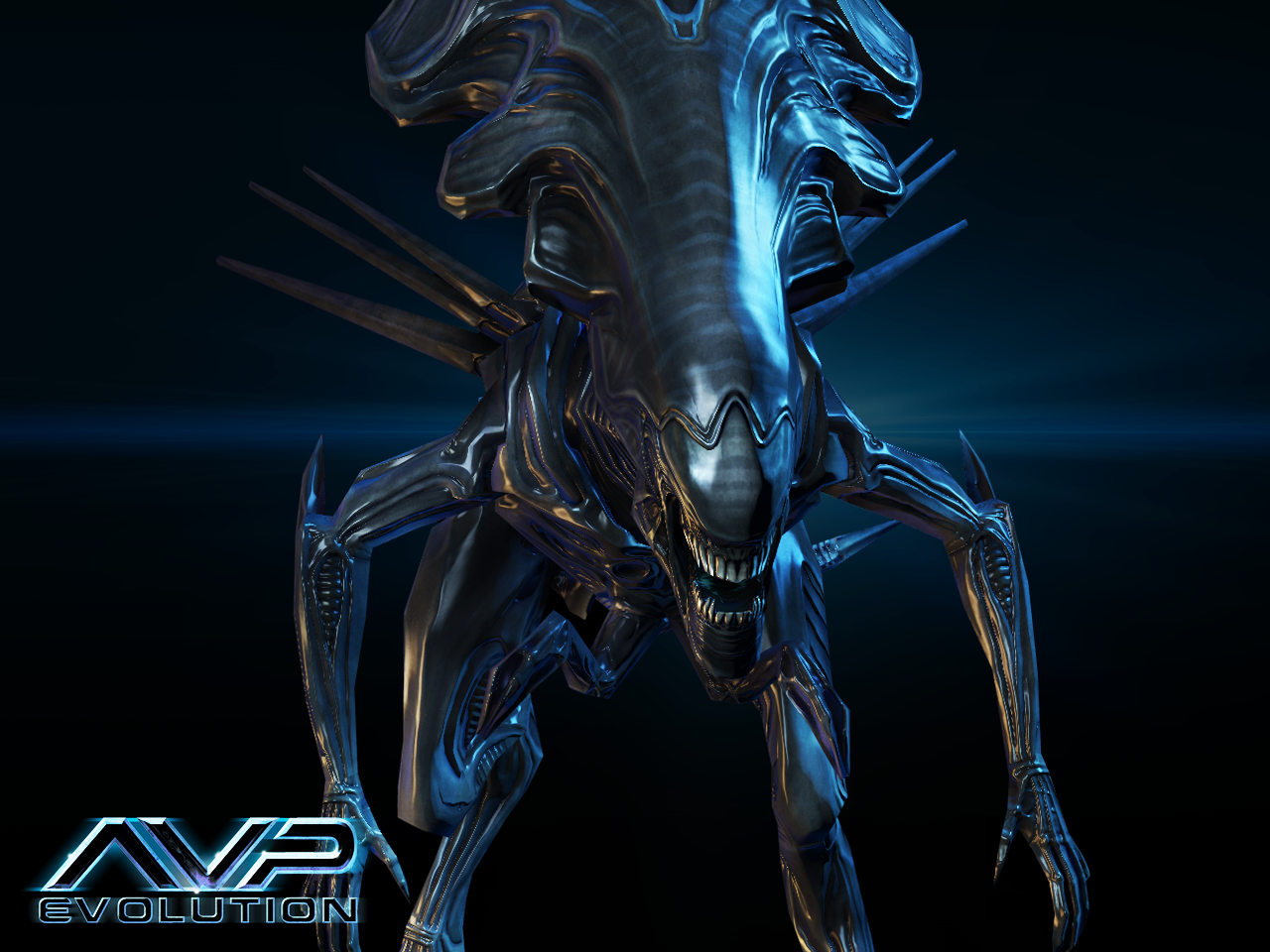Alien Queen2    Gaming...