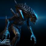 Alien_Warrior_Carved