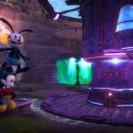 Disney Epic Mickey 2: The Power of Two: Screenshots of the newly revealed Autotopia area