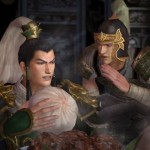 Dynasty Warriors 7 – Empires: Some release date announcement screens