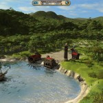 Port Royale 3: 'Dawn of Pirates' DLC screens