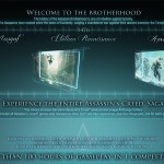 Assassin's Creed Anthology confirmed, will contain all 5 major titles
