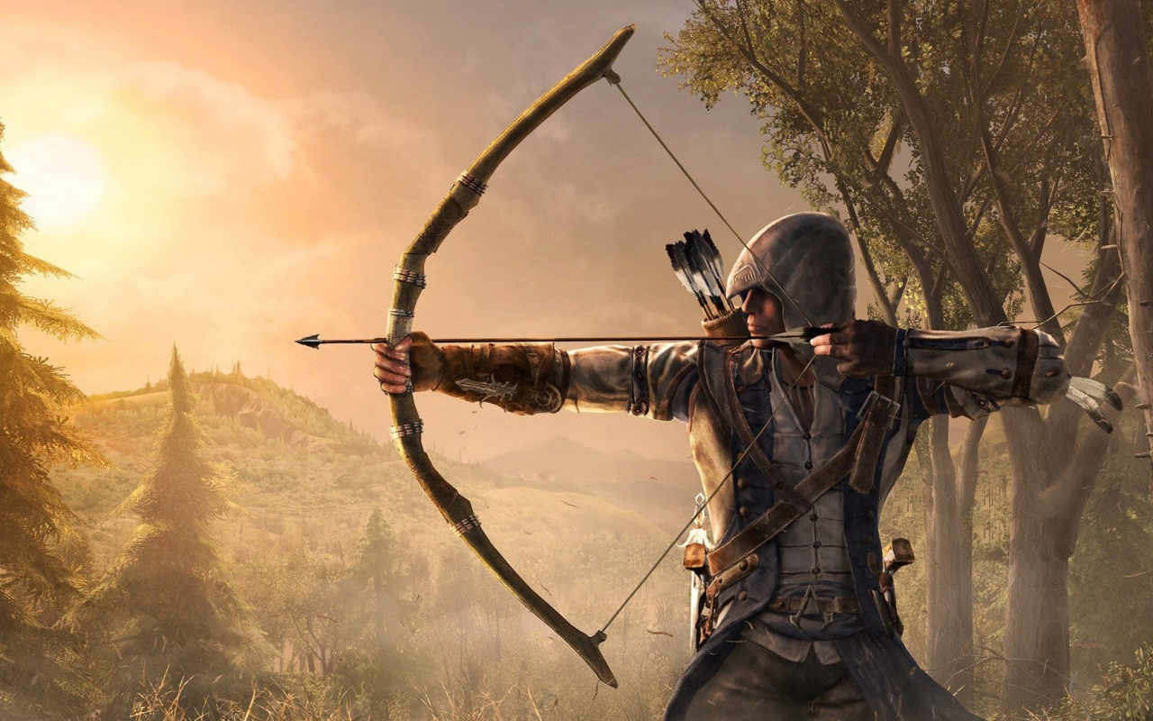 assassins creed iii connor