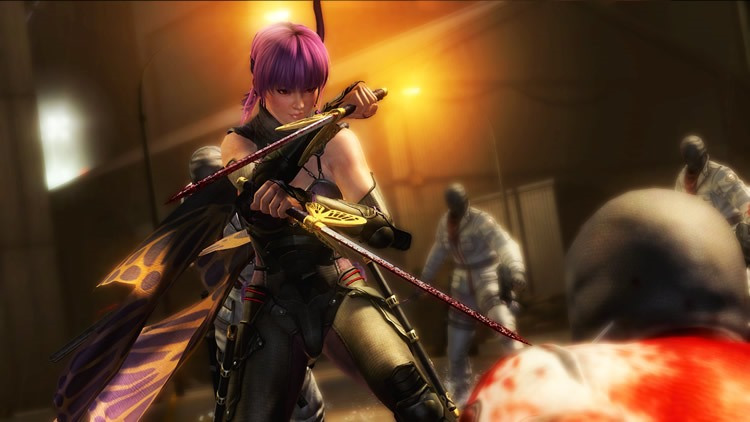 Ninja Gaiden 3 Razor S Edge Confirmed For Xbox 360 Ps3