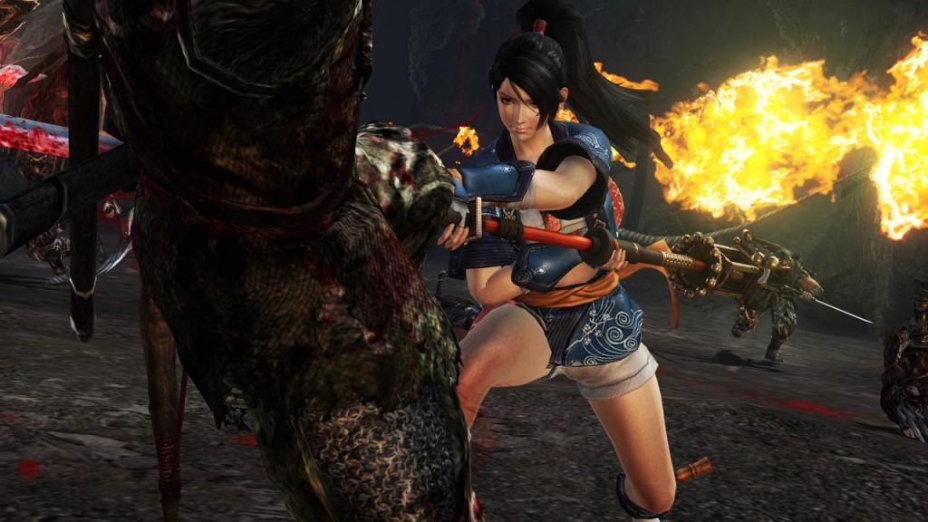 ninja gaiden 3 razor's edge_momiji 15