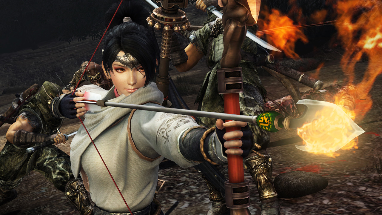 Ninja Gaiden 3 Razor S Edge For Wii U Gets Momoiji