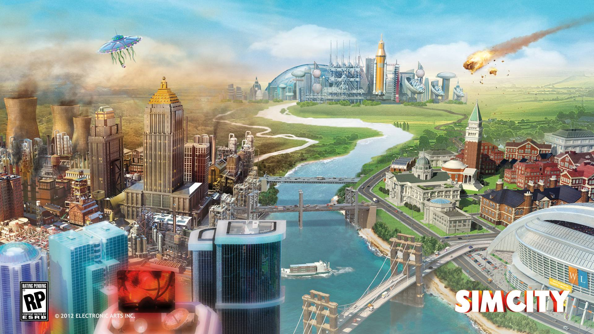 SimCity trick and cheat