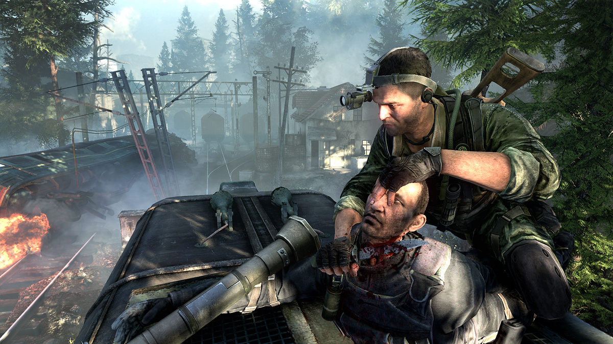 Sniper ghost warrior 2 has gone gold city interactive has announced