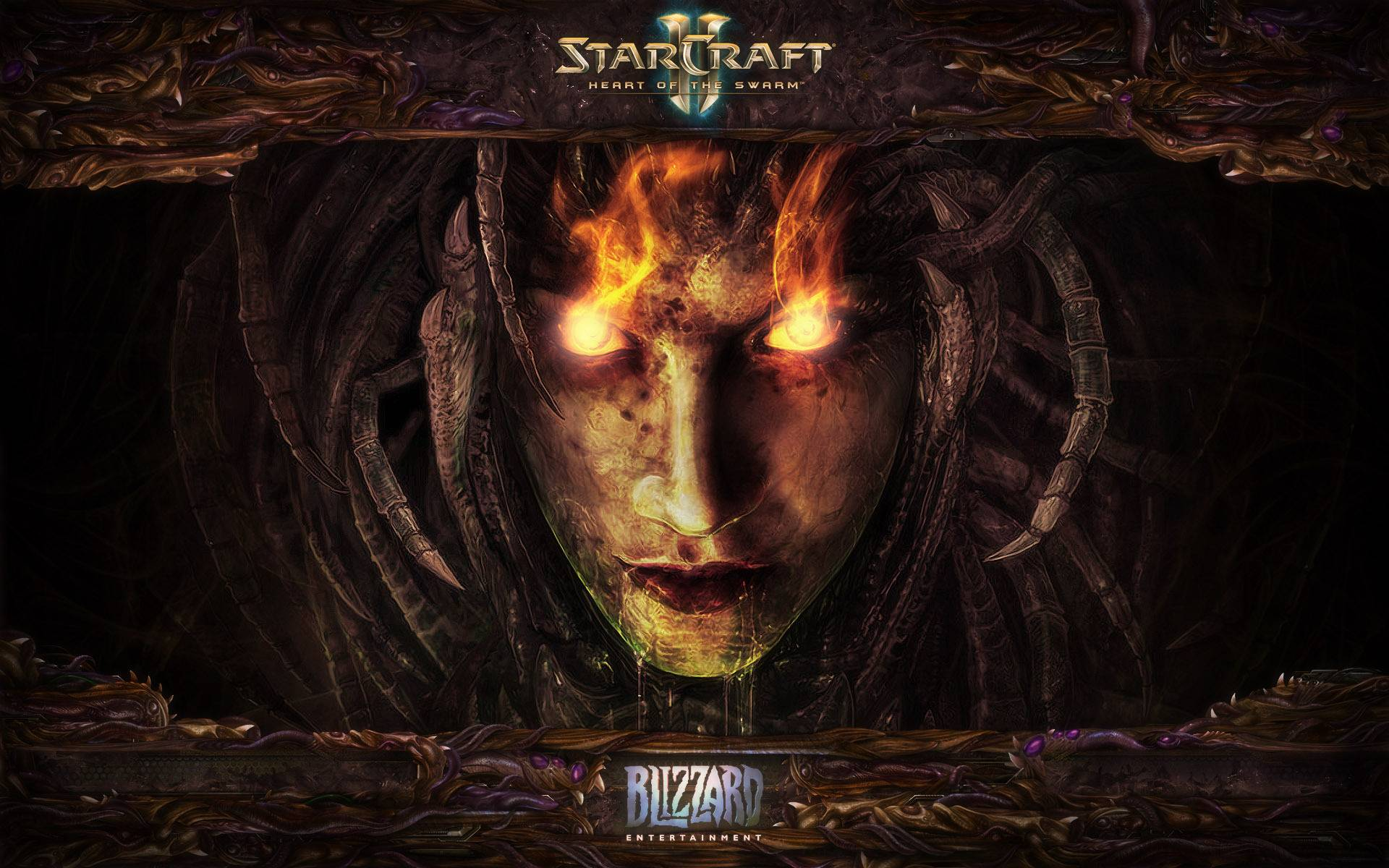 Tagged With Blizzard Pc Starcraft 2 Heart Of The Swarm HD Wallpapers