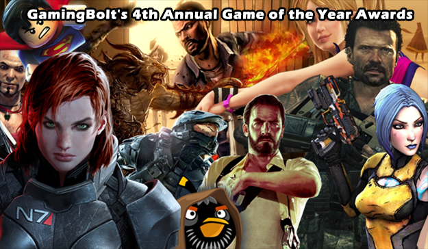 gamingbolt game of the year 2012
