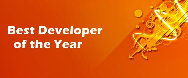 Best Developer of the Year