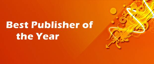 Best Publisher of the Year