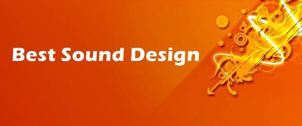 Best Sound Design