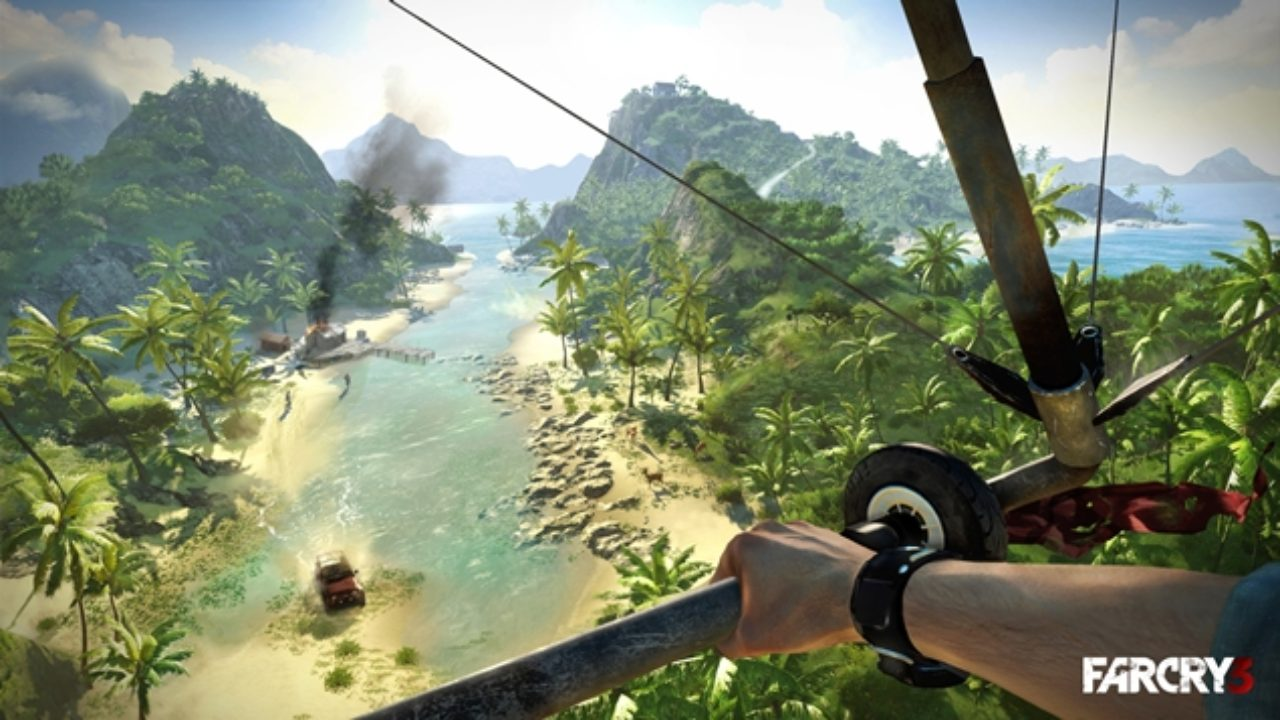 Far Cry 3 Mod Compilation Gives A Whole New Way To Re Play The Game