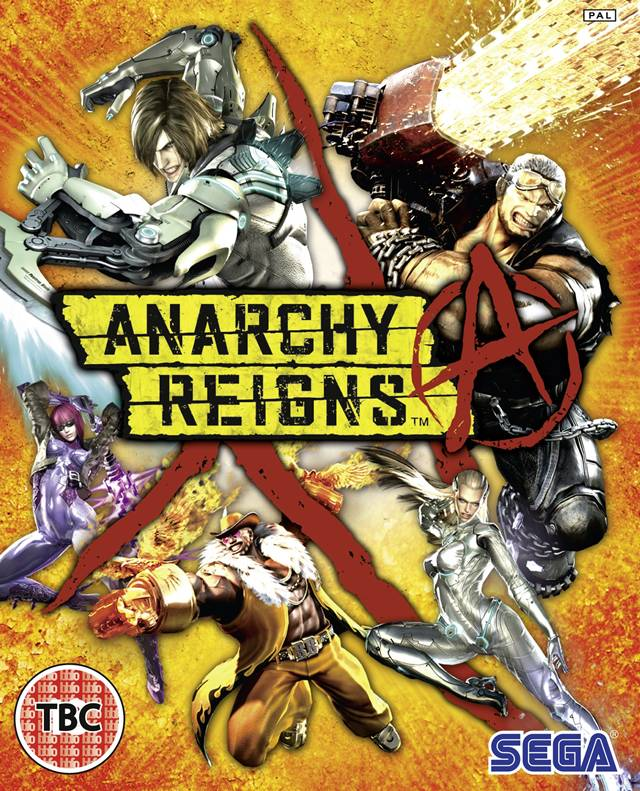 Anarchy Reigns – News, Reviews, Videos, Screenshots And Wiki