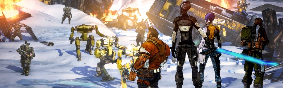 New Borderlands 2 patch fixes Badass Ranks that have been lost