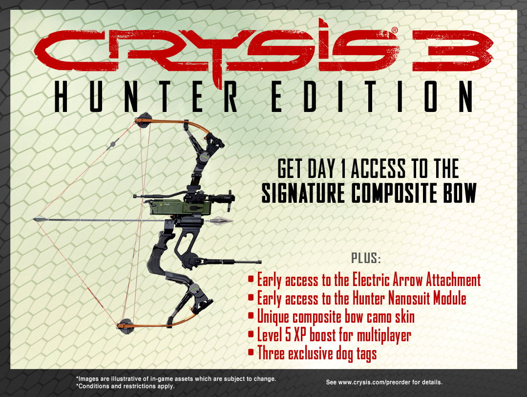crys 3 hunter edition