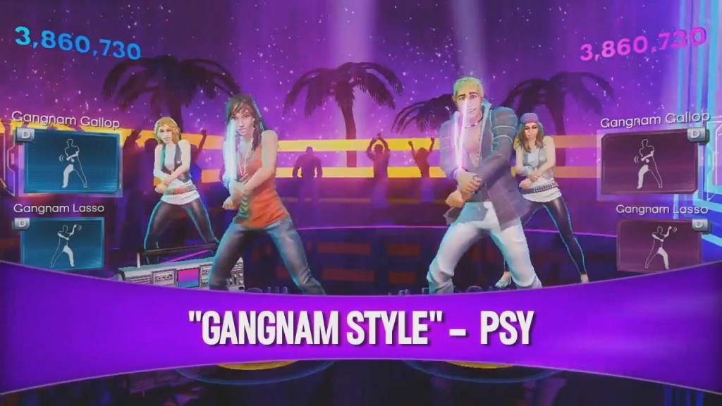 dance central 3 gangam style