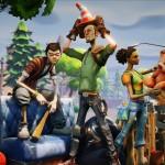 epic games fortnite hd wallpaper