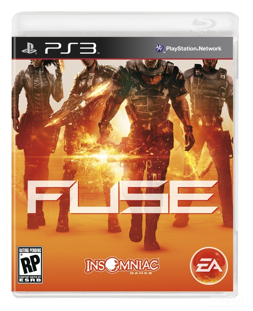 Fuse (Video Game)  – News, Reviews, Videos, Screenshots And Wiki