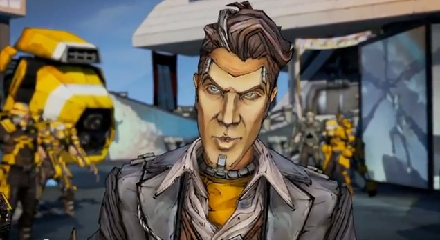handsome jack in-game