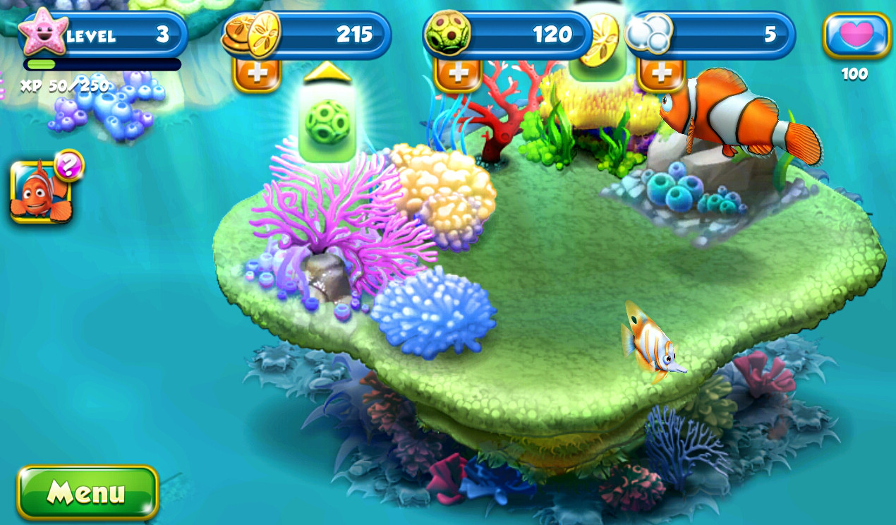 nemos reef_android