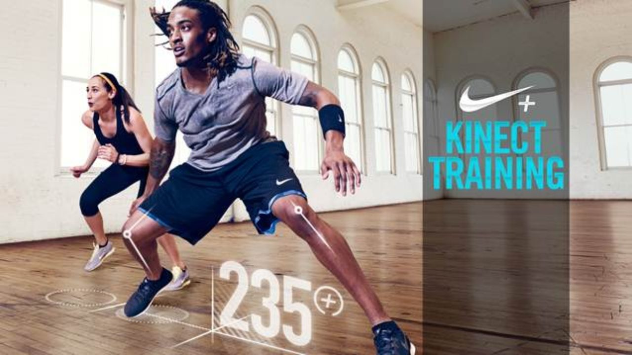Abreviar S t camioneta  Nike + Kinect Training Review
