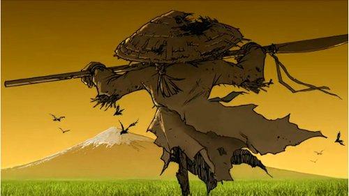 scarecrow samurai