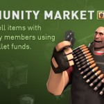 Steam Community Market Beta Now Available with Team Fortress 2
