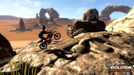 trials evolution riders of doom