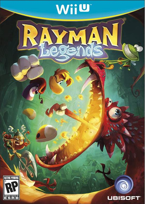 Rayman Legends – News, Reviews, Videos, and More