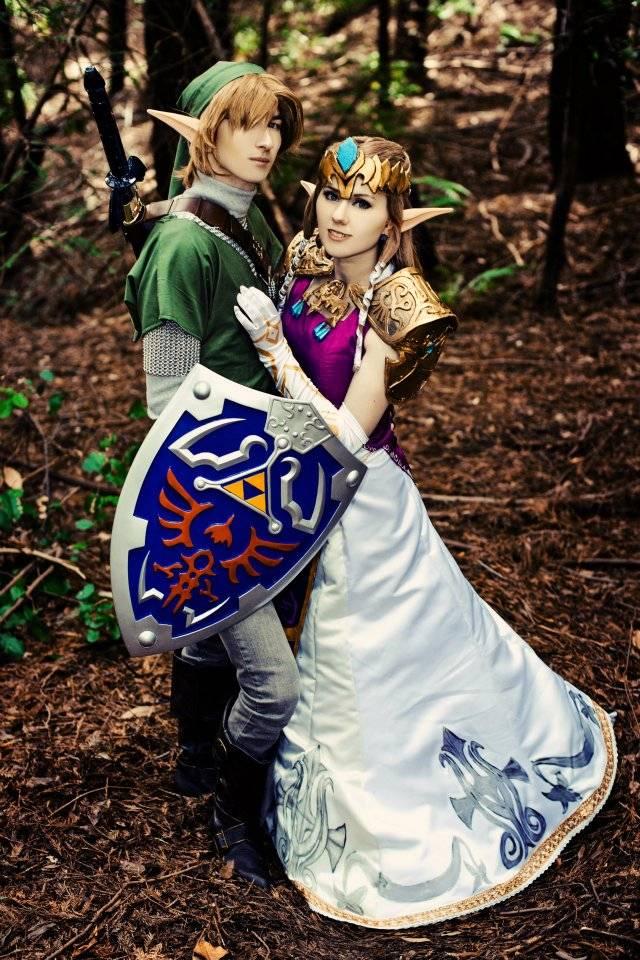 Image result for link zelda cosplay