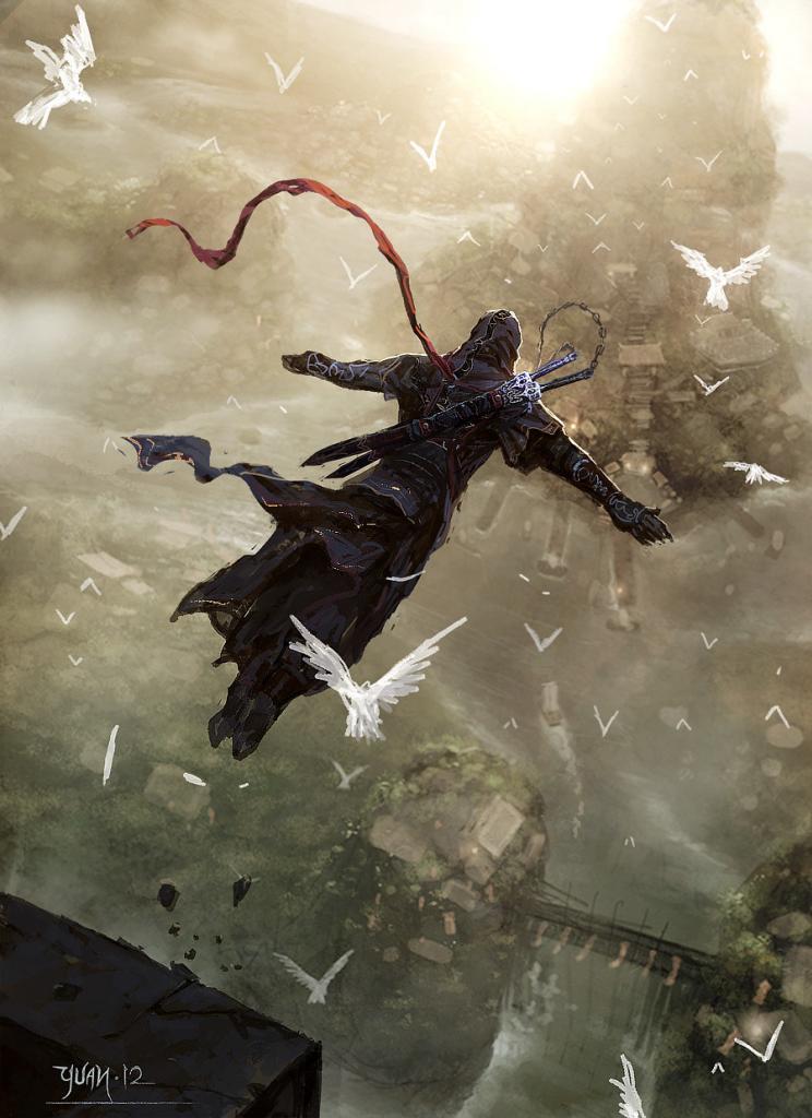 69rL4 Assassin's Creed 4 را با تصاویر هنری جدید در چین ببینید