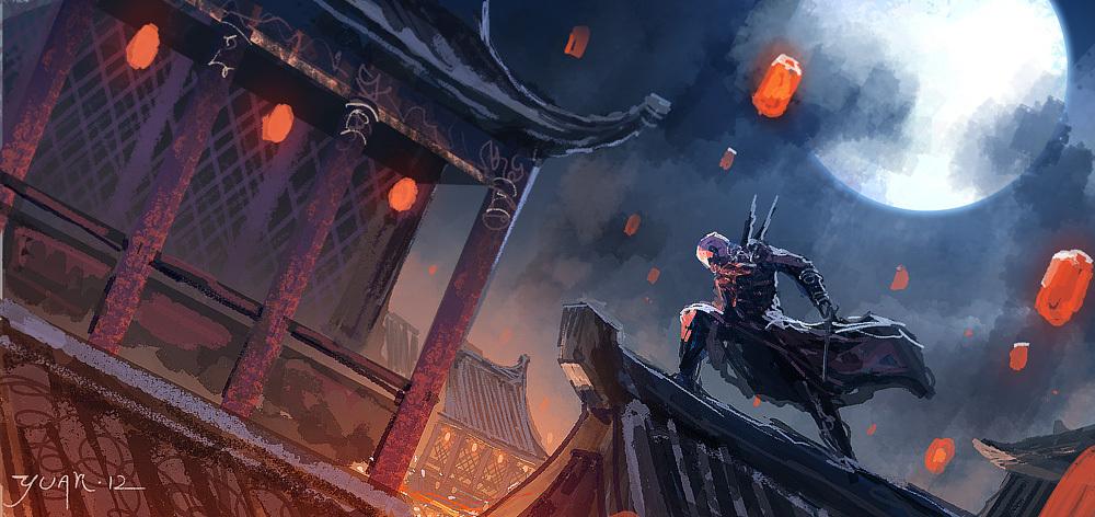 9rXq3 Assassin's Creed 4 را با تصاویر هنری جدید در چین ببینید
