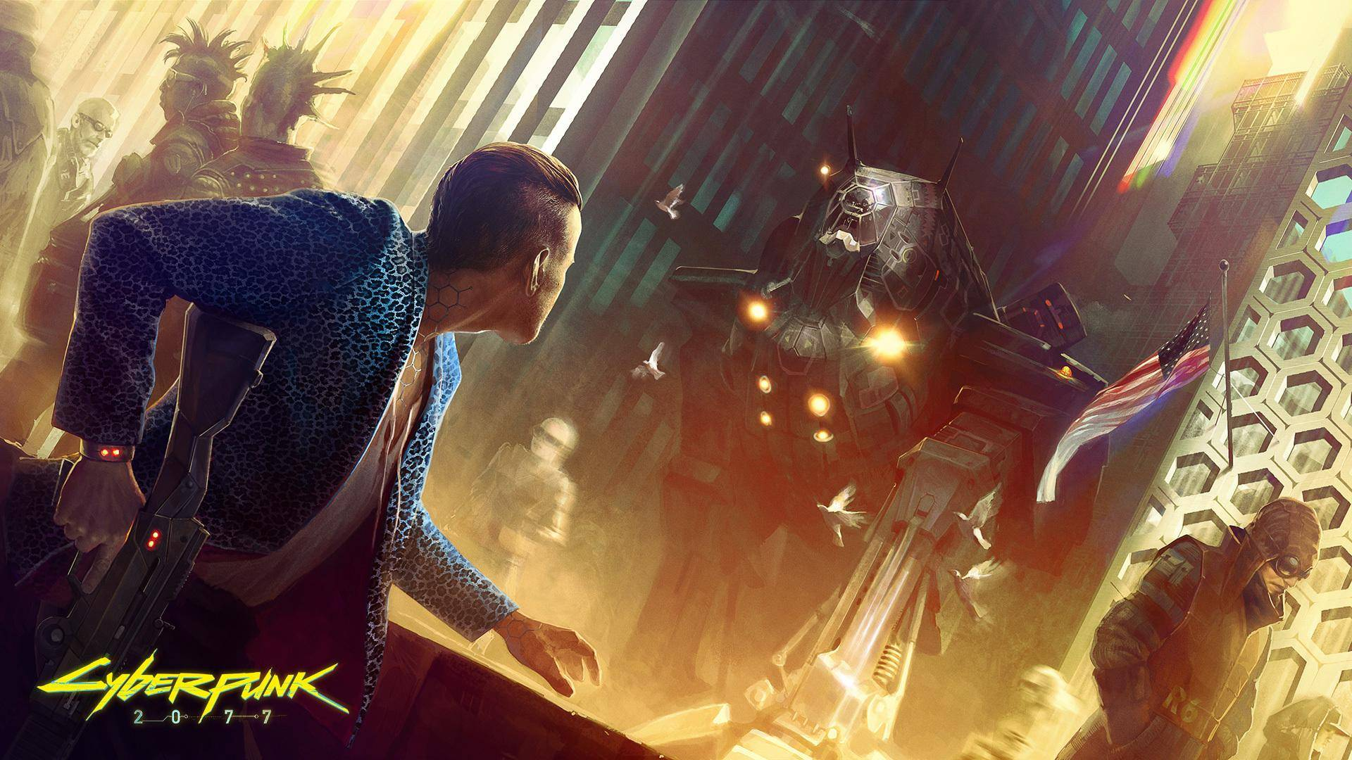 Cyberpunk 2077 developer cd projekt red looking to hire concept cyberpunk 2077 hd wallpaper voltagebd