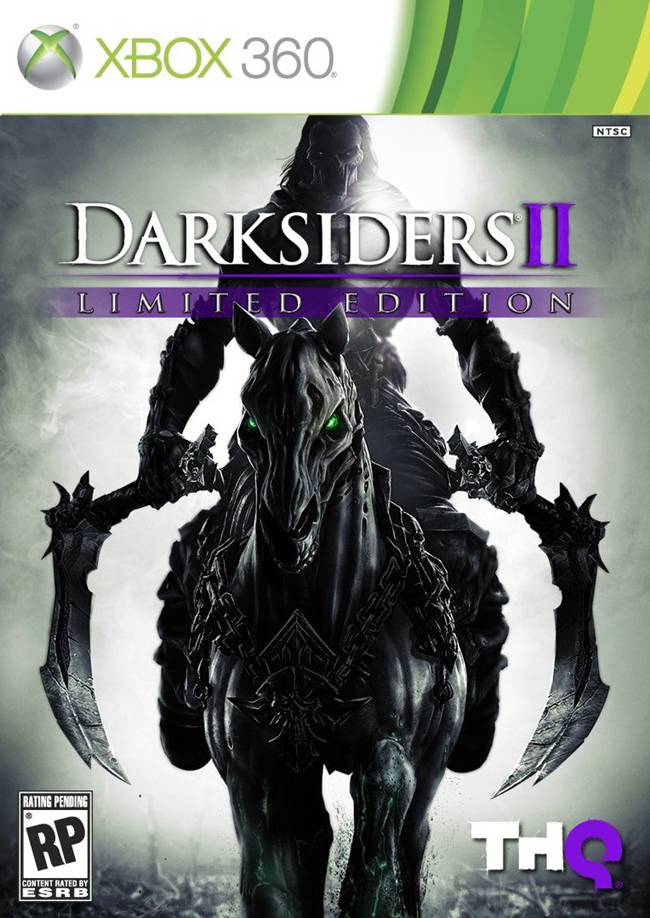 Darksiders 2 Box Art