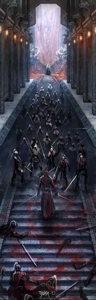 DjeUf Assassin's Creed 4 را با تصاویر هنری جدید در چین ببینید
