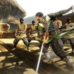 Dynasty Wariors 8 screen 1