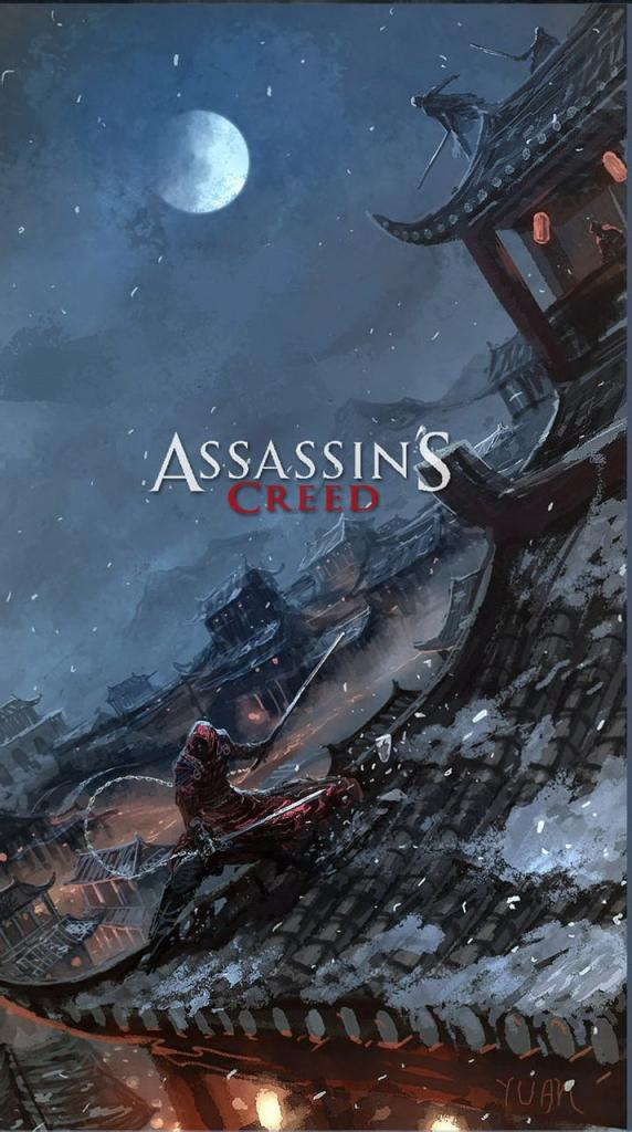 LWPTO Assassin's Creed 4 را با تصاویر هنری جدید در چین ببینید