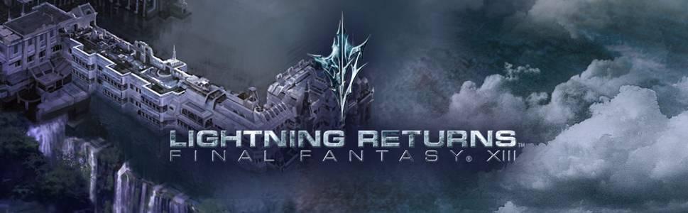 Lightning Returns Final Fantasy 13 Cover Image