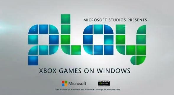 Microsoft Studios PLAY